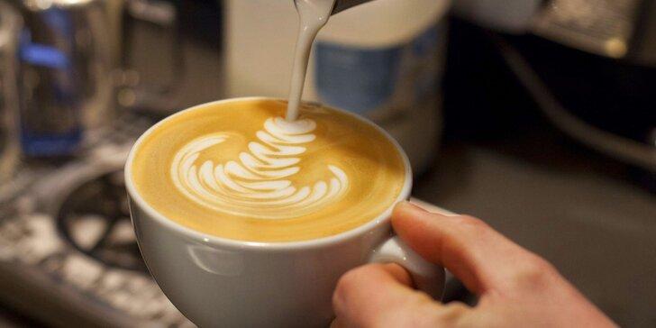 Baristický kurz: jak na espresso doma a skvělý latte art v kavárně