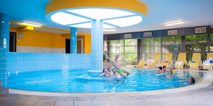 Pobyt v 4* hotelu s neomezeným wellness a polopenzí jen 150 m od Balatonu