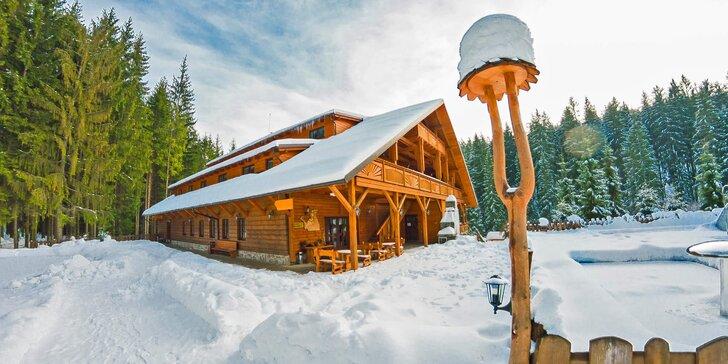 Wellness resort v srdci Beskyd: horské wellness, Thermal Park a lyžování
