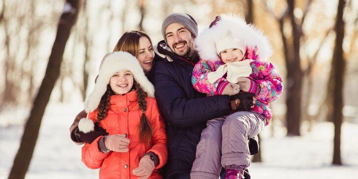 S rodinou za krásami Litomyšle: pobyt se snídaní, saunou a slevou na únikovou hru