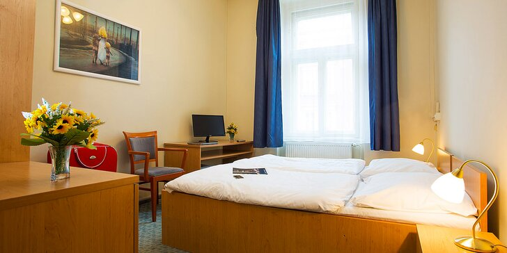 Pohoda pro dva v Havlíčkově Brodě : snídaně, výlety, lyžování a víno