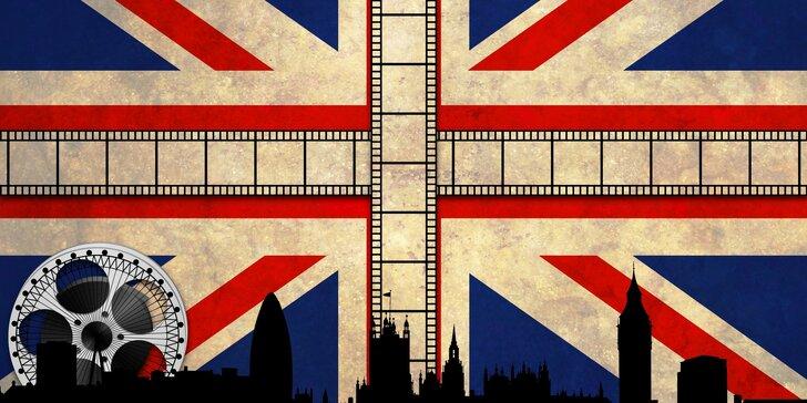 Učte se anglicky na filmových klipech s přístupy na 6 či 12 měsíců