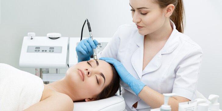 Kosmetická ošetření na míru: ultrazvuk, mikrodermabraze i plazmové toky