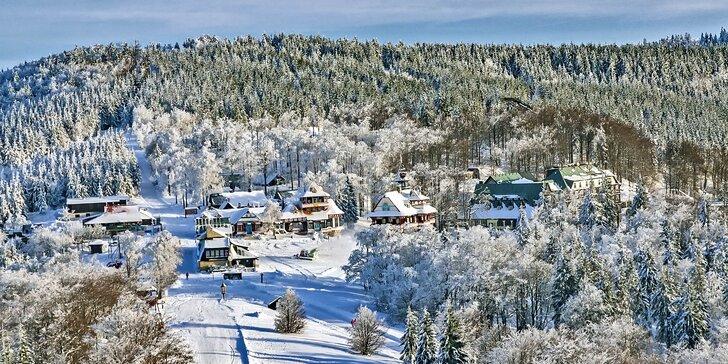 Zimní radovánky v Beskydech: Zrekonstruovaná horská chata pro až 6 osob