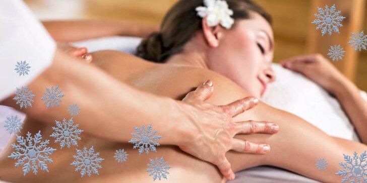 Baňková masáž, relaxační aromaterapeutická masáž či osteodynamika