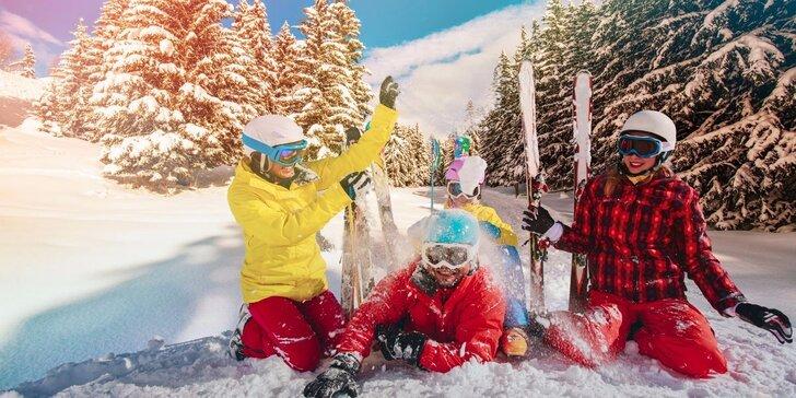 Zimní pobyt v Beskydech s polopenzí a neomezenou saunou i fitness