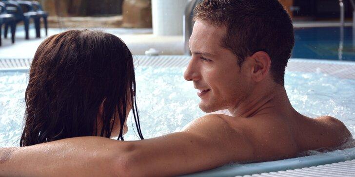 Odpočinek v soukromí: finská sauna i parní lázeň pro 2 osoby