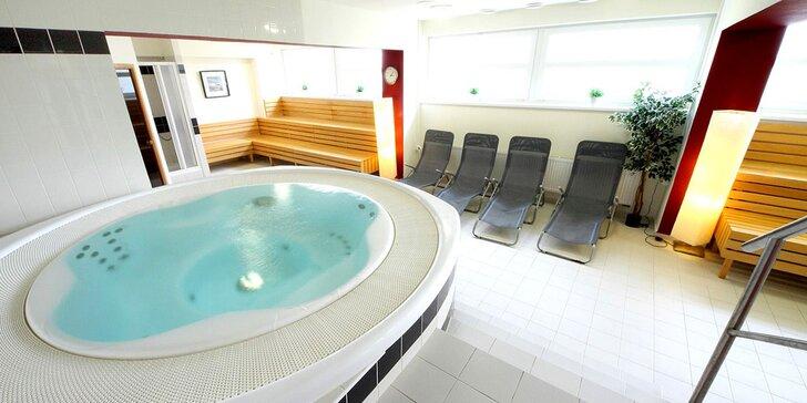 Pohodový odpočinek ve Sport & Relax centru: polopenze, wellness i aktivity