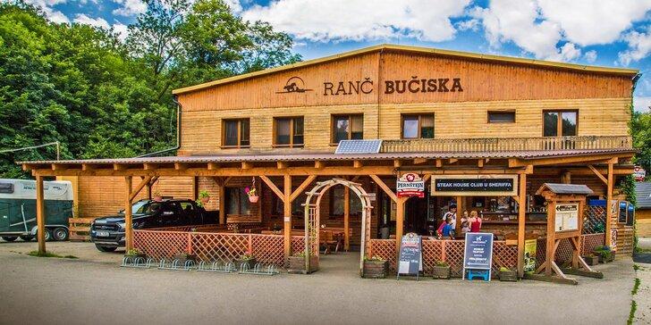 Zážitky na ranči v Beskydech: privátní wellness a masáž nebo jízda na koni