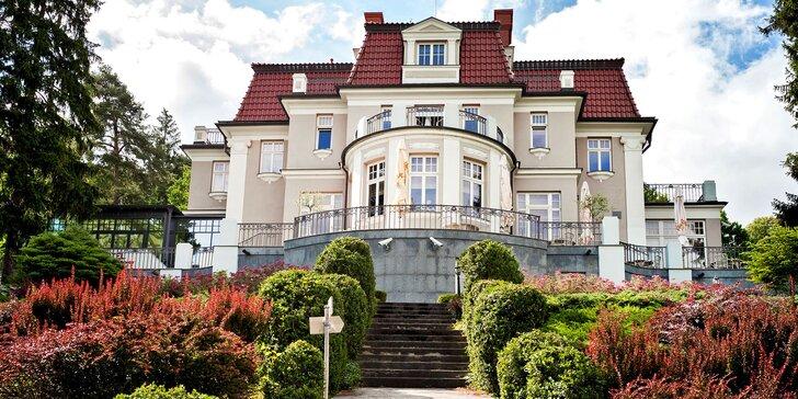 Prožijte romantický pobyt v Rezidenci Liběchov na Kokořínsku.