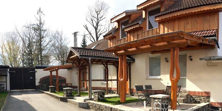 Jarní pobyt ve stylově zařízených apartmánech ve Vysokých Tatrách pro dva