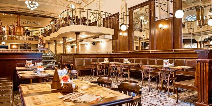 3 dny s vůní piva: Gurmánský či chmelový pobyt v pivovarském hotelu