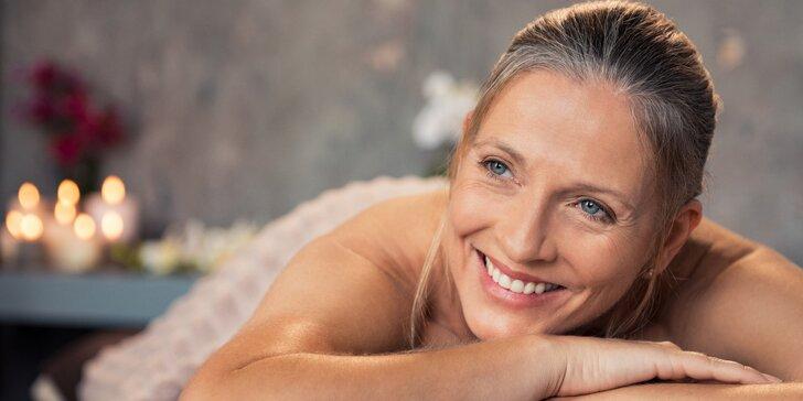 Hýčkání pro maminky i babičky: masáž, wellness bar a terapie kyslíkem