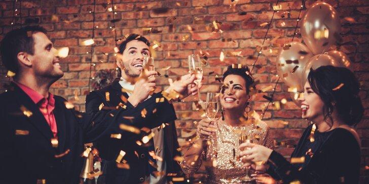 4* oslava Nového roku: neomezené wellness i bohatý program pro 2 osoby
