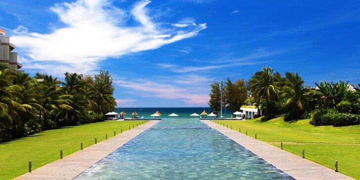 Zrekonstruovaný 5* resort ve Vietnamu: 6–12 nocí, polopenze, bazén, u pláže