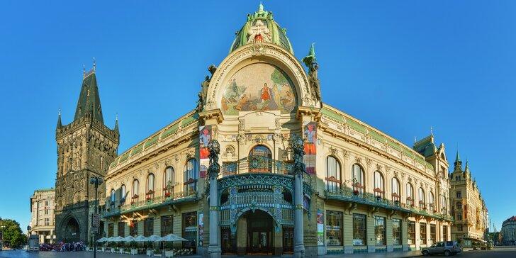 Vánoční koncert Čtvero ročních dob ve Smetanově síni Obecního domu