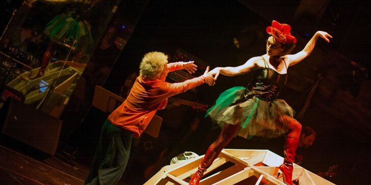 Pořádný kulturní nářez: Vstupenka na rockovou operu Malý princ
