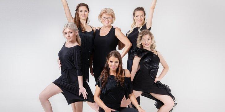 Staňte se hvězdou parketu: Kurz latinskoamerických tanců pro ženy
