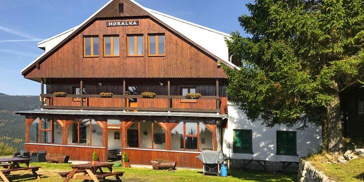 5ee788bf8 Jaro nebo léto ve Špindlerově Mlýně: polopenze, krásné výhledy i výlety