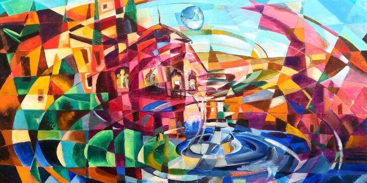 Kurz kreslení nebo jednotlivá lekce s australským malířem v angličtině