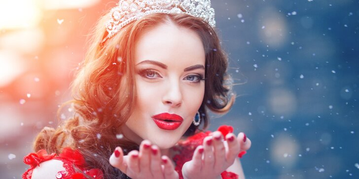 Den pro princeznu: Balíček plný masáží, relaxace a welcome drink