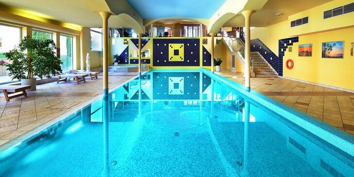 3 nebo 4 dny v Top hotelu Praha - polopenze, neomezené wellness, fitness