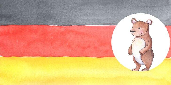 Roční online kurz němčiny nebo balíček 4 jazyků v jednom