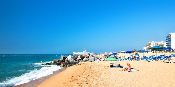 Na dovolenou do Španělska: 7 nocí s polopenzí v hotelu 50 metrů od moře