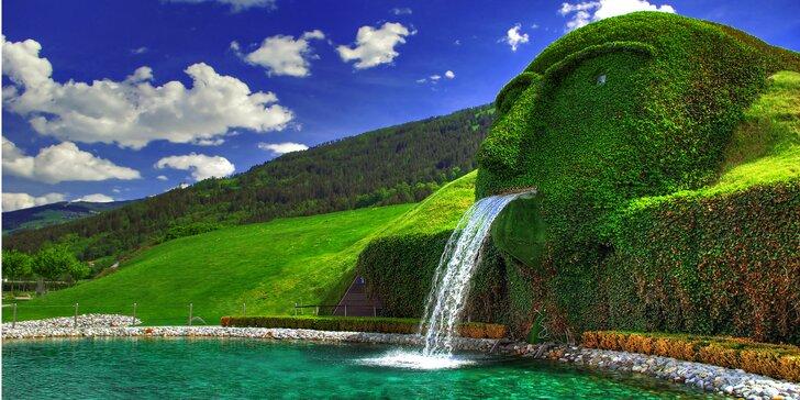 Výlet do Innsbrucku spojený s návštěvou kouzelného světa křišťálů Swarovski