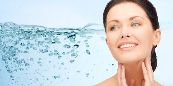 Hloubková omlazující kyslíková terapie pro krásnější pleť