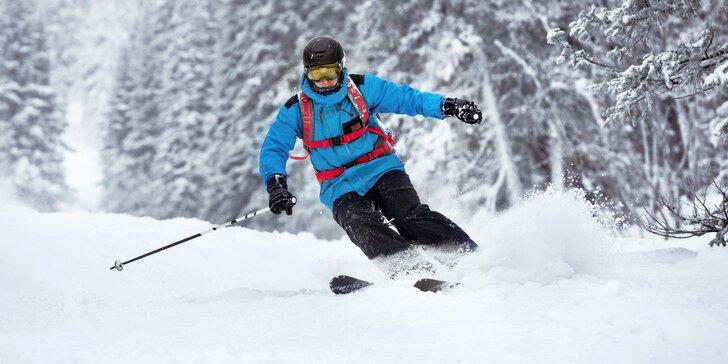 Na sníh bez obav: servis carvingových lyží, snowboardu nebo běžek
