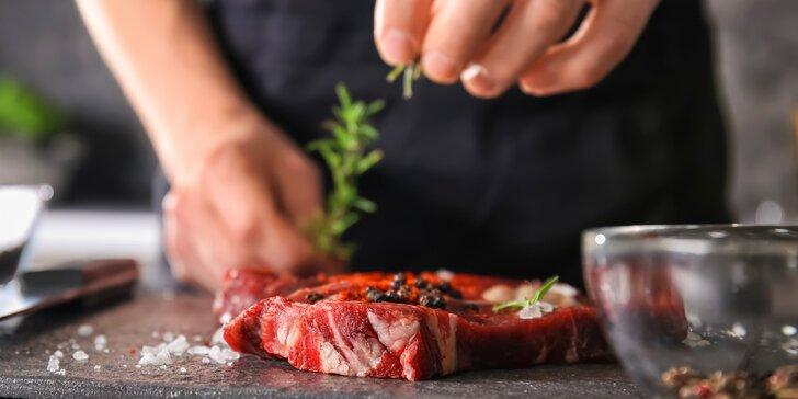 Nechte si poradit od profíků: kurz vaření skvělých žeber, křídel a steaků
