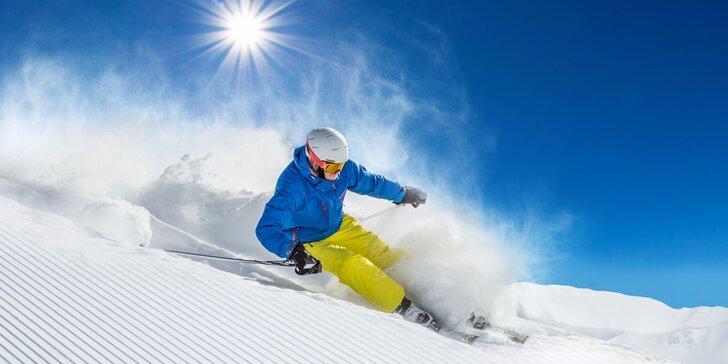 Profesionální servis lyží pro bezpečné zimní radovánky