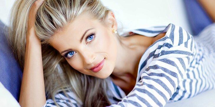 Krásná a svěží pleť: kompletní hodinové kosmetické ošetření