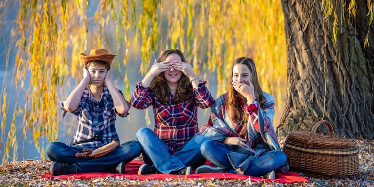Fotografování pro jednotlivce i rodiny vč. retušovaných fotografií