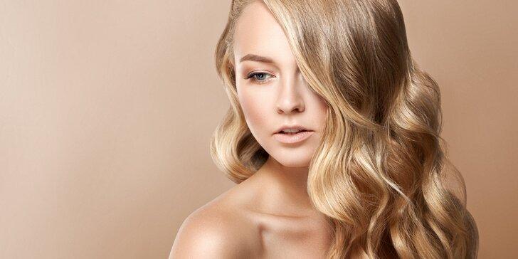 Kadeřnický balíček se střihem, foukanou a stylingem pro všechny délky vlasů