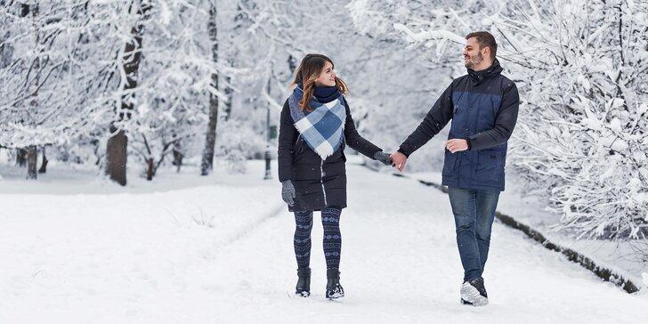 Romantika v okouzlující Telči: valentýnský pobyt s večeří při svíčkách