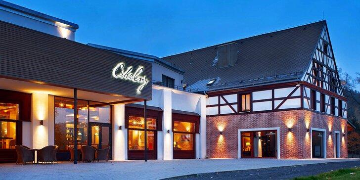 Golf & wellness balíček v hotelu Golf & Spa Resort Cihelny: 3 dny se snídaní