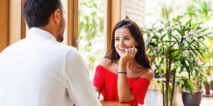 Speed dating pro starší dospělé