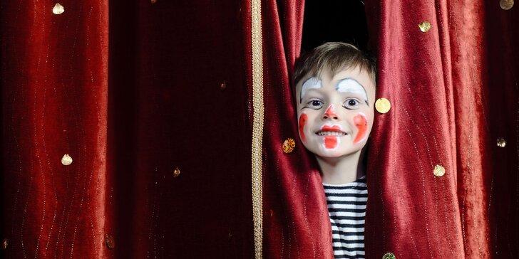 Dětské loutkové divadlo: 5denní příměstský tábor během jarních prázdnin