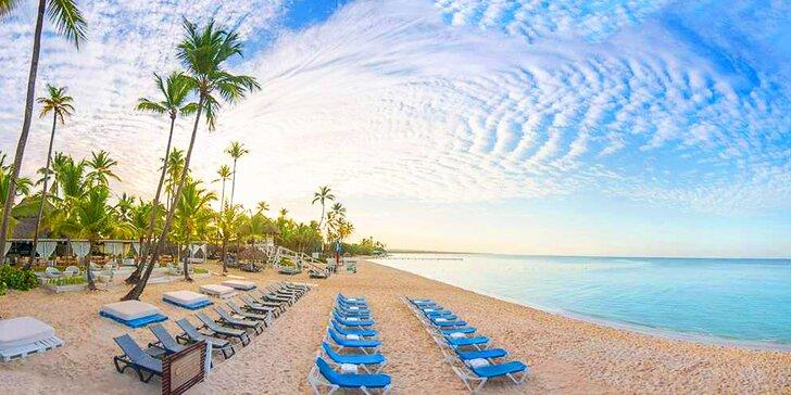 4* resort v Dominikánské republice: 7–13 nocí, all inclusive, bazén a vířivka