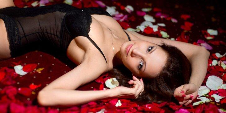 Dokonalé uvolnění: kouzelná tantra masáž pro muže i ženy, 10 variant