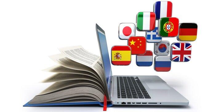 Ve dvou se to lépe studuje: Jazykový online kurz Lerni + druhý stejný zdarma