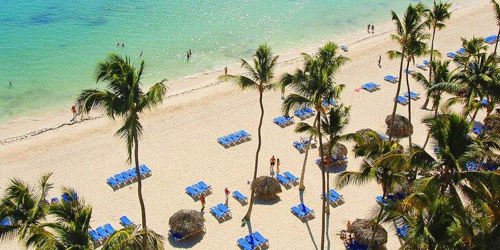 Luxusní 5* resort v Dominikánské republice: 7–13 dní, all inclusive, 6 bazénů