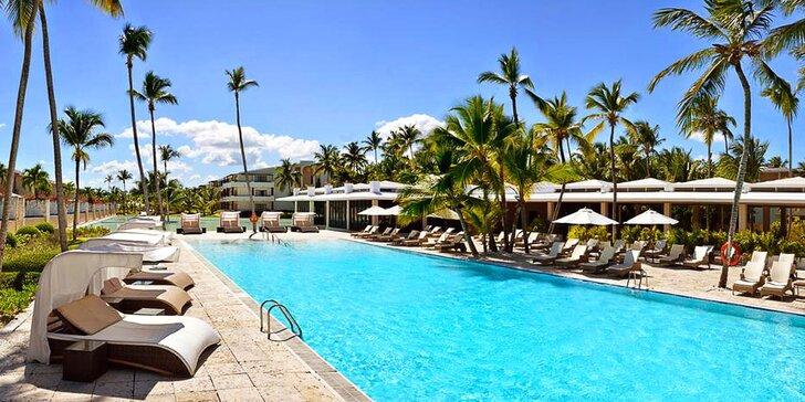 Dominikánská republika: 7–13 nocí v 5* hotelu jen pro dospělé, all inclusive