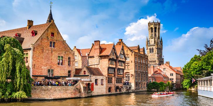 Zažijte krásnou atmosféru belgických měst: Bruggy se zastávkou v Bruselu
