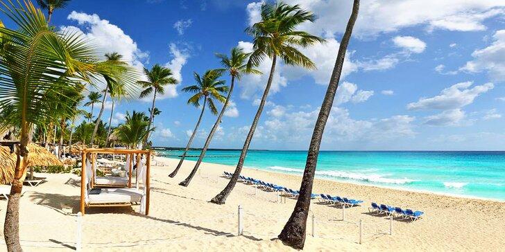 Překrásný 5* hotel v Dominikánské republice: 7–13 nocí, all inclusive, spa