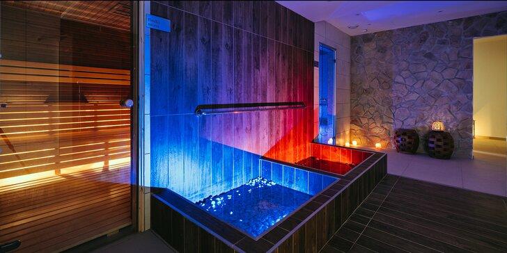 Pobyt na Vysočině pro 2 osoby: 3–4denní relax ve Wellness Hotelu Marta