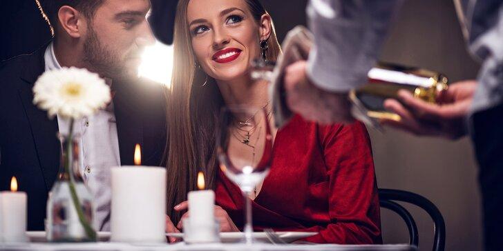 Netradiční Valentýn: prohlídka bunkru 10-Z a menu s dezertem a sektem