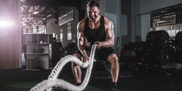 Vstup do fitka, fyzioterapie nebo funkční trénink s GUN-EX